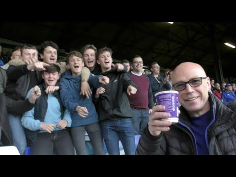 Portsmouth v Luton Town Away - fournilwrittenalloverit (FA Cup)