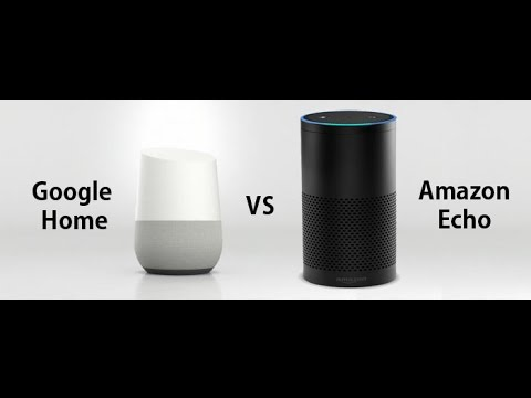 Google Home Vs Alexa Comparison