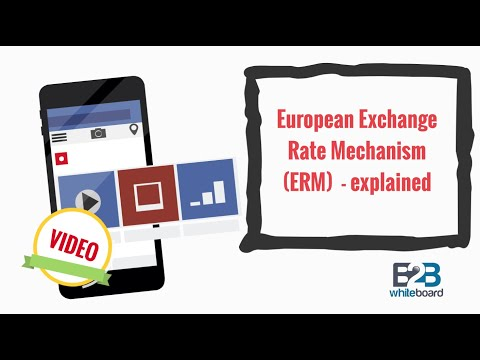 European Exchange Rate Mechanism (ERM)  - explained