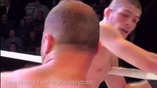 "Khabib ""the Eagle"" NURMAGOMEDOV knocks out Ashot Shahinyan in fight before UFC"