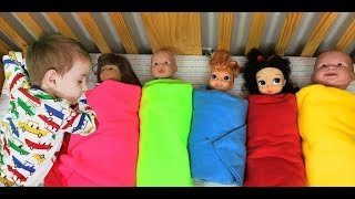 Are you Sleeping brother John + Bath Song and More Nursery Rhymes | Compilation Kids Videos