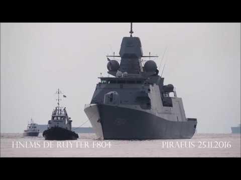 HNLMS DE RUYTER F804