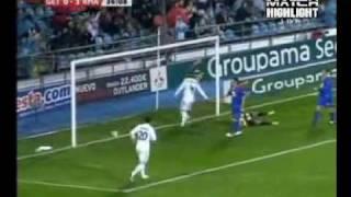 getafe real madrid 2 4 25 03 2010 full highlights all goals