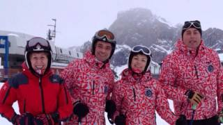 Sci Club Villabruna Corso di Natale 2014 Trailer