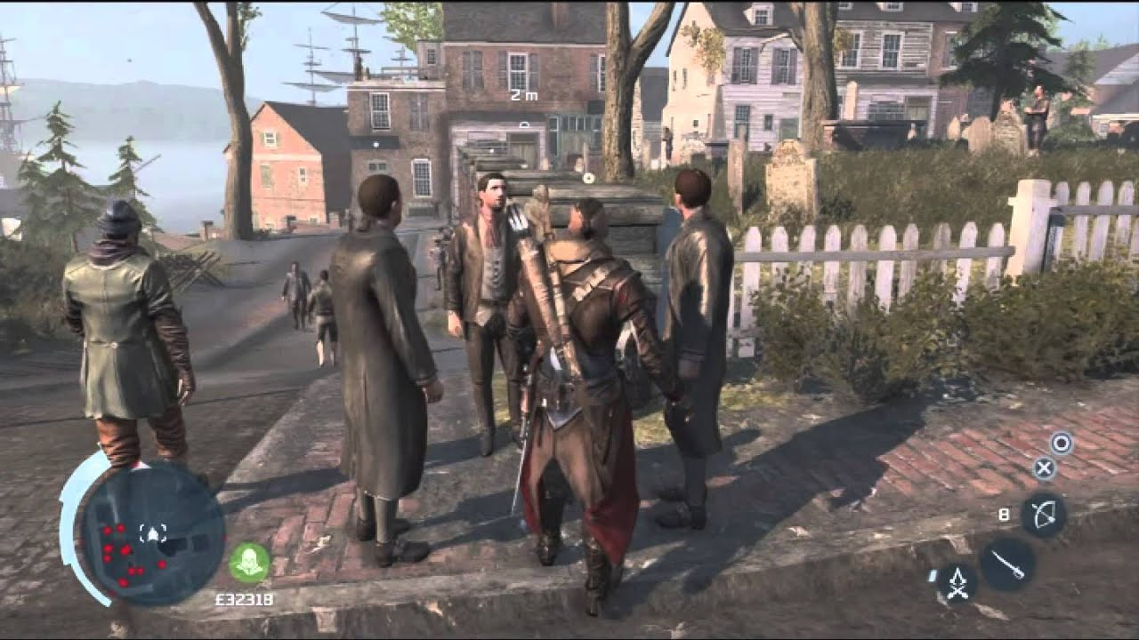 assassins creed 3 iron tomahawk recipe location
