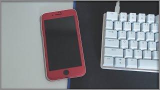 Coque 360 pour iPhone 7Plus .