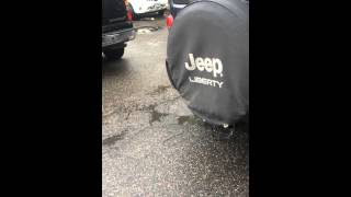 AAA insurance video. Lady denying and then acknowledging its her fault.
