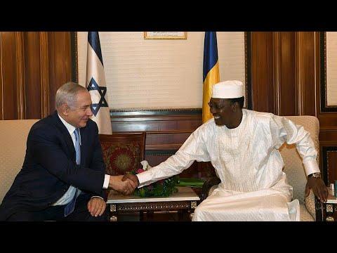 إسرائيل تستأنف علاقاتها الدبلوماسية مع تشاد ذات الأغلبية المسلمة…  - نشر قبل 40 دقيقة