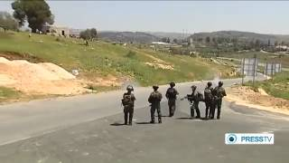 UNDER SIEGE: Israel imposes a 3 day blockade on a village in the West Bank