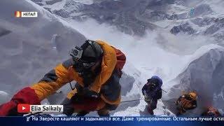 До блеска: Эверест пытаются прибрать силами добровольцев