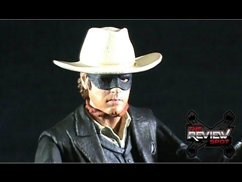 Toy Spot - Neca The Lone Ranger Lone Ranger