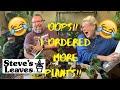 RARE BEGONIA UNBOXING | STEVES LEAVES | OOPS MORE PLANTS MY BAD