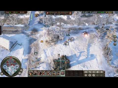 Iron Harvest Hans Mirror Match |