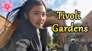 We went to Tivoli Amusement Park | Denmark Day 2