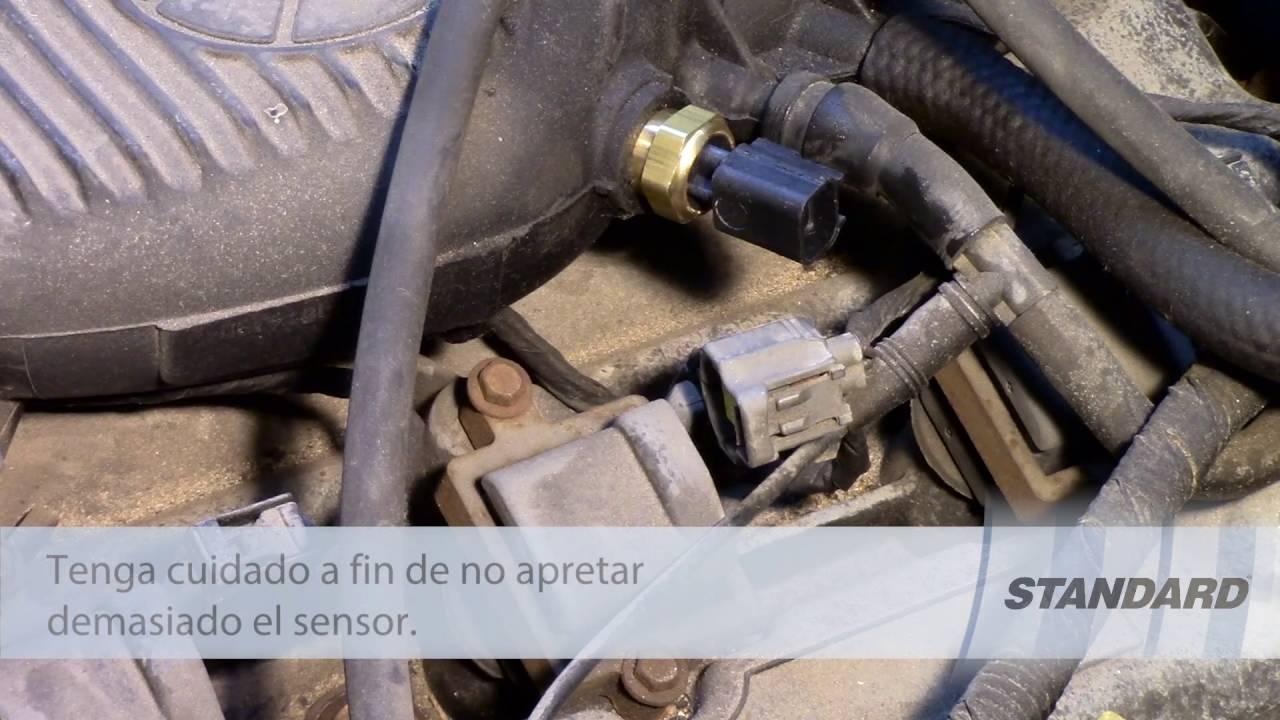 Reemplazo Del Sensor De Temperatura Del Aire De Admisi 243 N