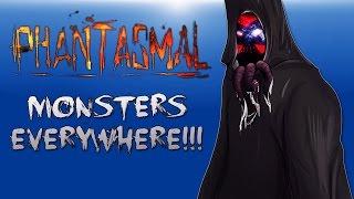 Delirious Plays - Phantasmal (Monsters everywhere!!!)