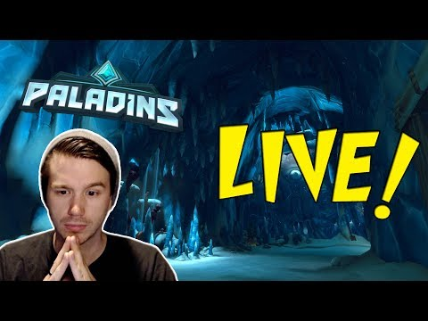 Paladins! Customs with viewers! :D