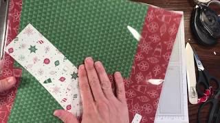 Christmas 3x3 Note Card & Mini envelope Gift Box Blog Hop, Stampin' Up!