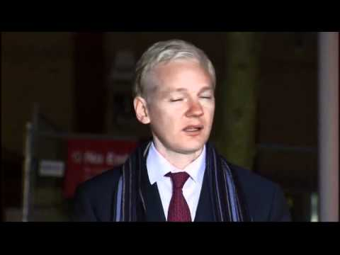 Assange team challenge Swedish prosecutor to come to London
