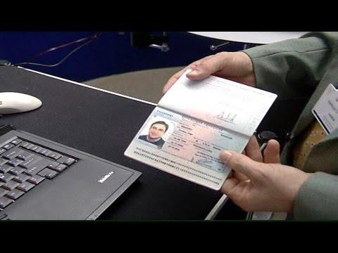 Des Milliers De Faux Passeports Biometriques En Circulation Youtube