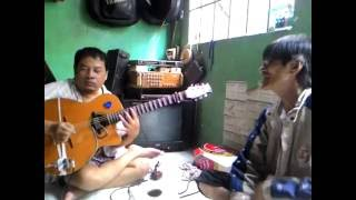 Hữu Hạnh chơi Tân nhạc trên Guitar phím lõm | Riêng một góc trời