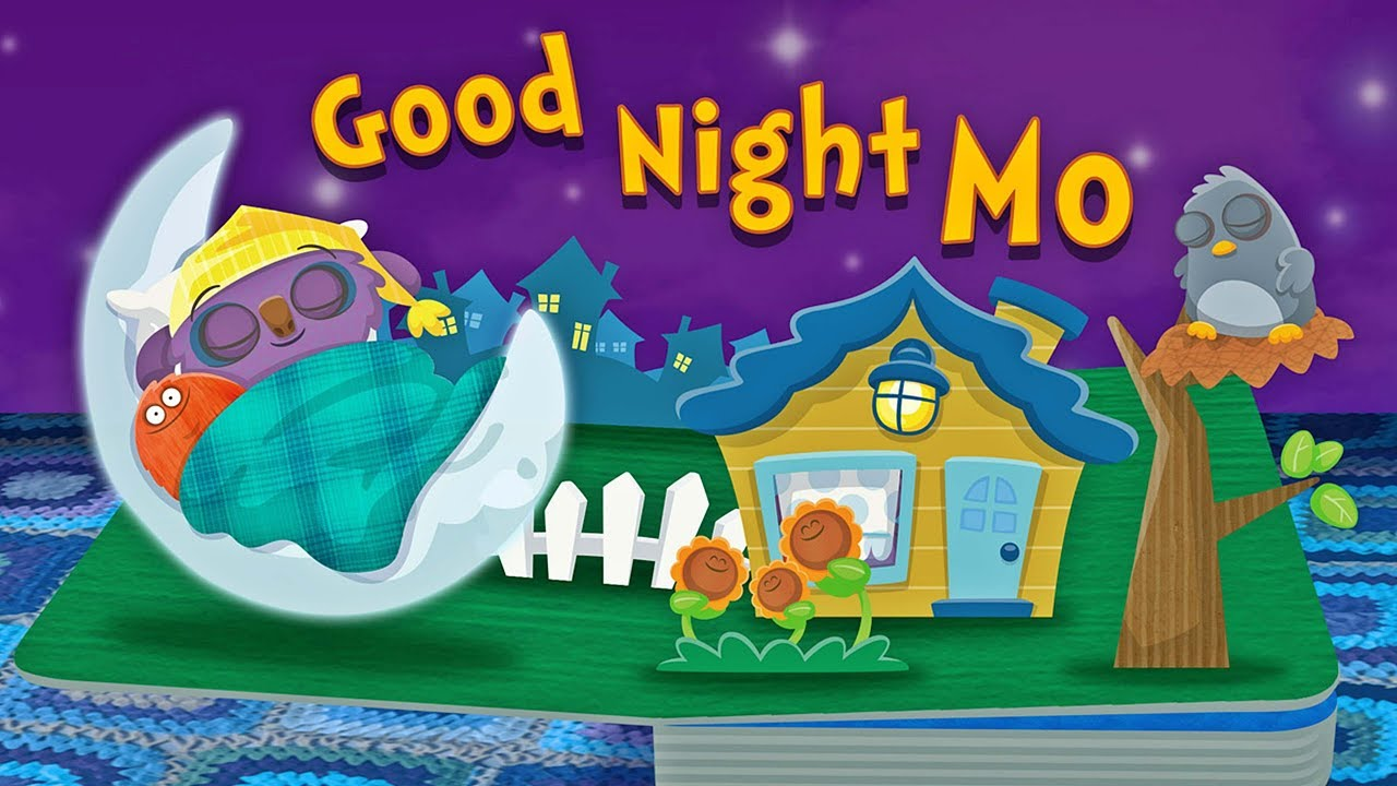 Good Night Mo (Xmas) 🎄 Sleepy Bedtime Story App for Toddlers ... ca9caaf54