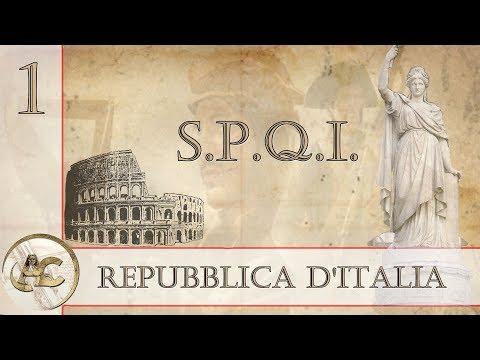 Italia #1 - Europa Universalis 4 Gameplay ITA