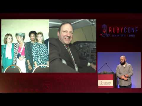 RubyConf 2015 - How to Crash an Airplane by Nickolas Means