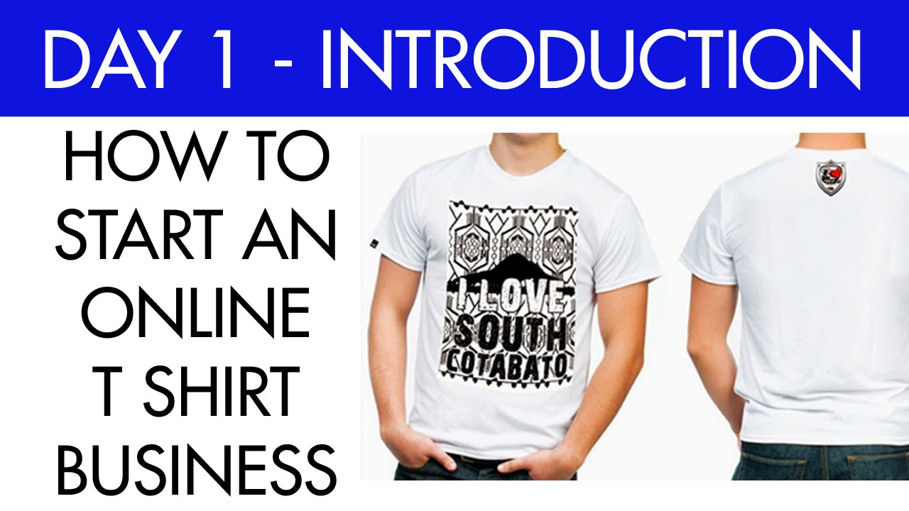 Free Course How To Start An Online T Shirt Business 17 Youtube