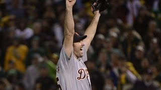 2012 MLB ALDS: Tigers @ Athletics Game 5 Highlights