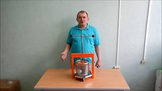 Пресс для отжима сока, изготовленный своими руками, ручной, винтовой, гидропресс, видео