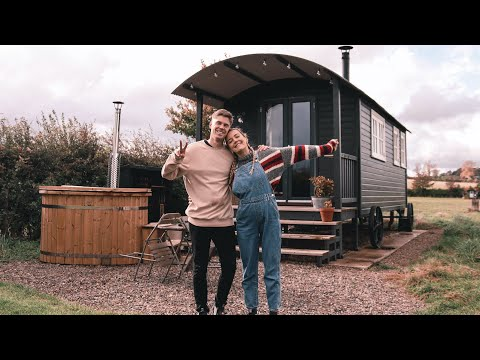 We Stayed In A Shepherds Hut - Unusual Hotels #1