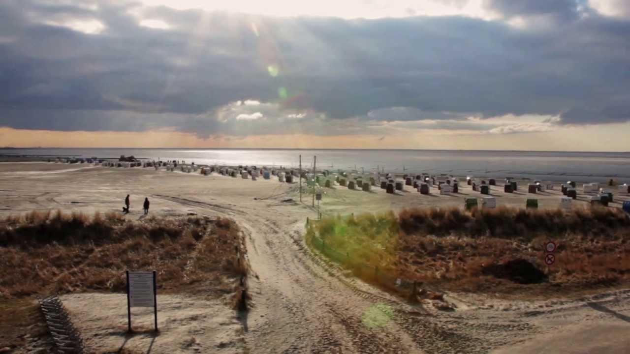 Norden Norddeich - Frühling - YouTube