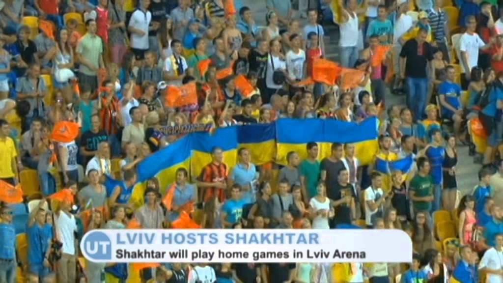 Image result for shakhtar donetsk lviv arena