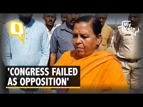 MP Elections: BJP Will Win Again, Says a Confident Uma Bharti