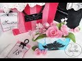 How to Make Shopping Bags Cake | Victoria's Secret & M.A.C