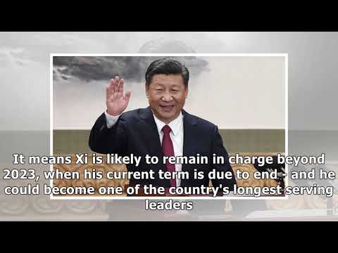 China votes in favour of abolishing term limits on leader Xi Jinping