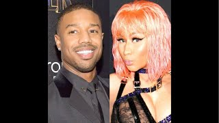 Britney Chanel: Is Michael Bae Jordan Nicki Minaj's New Boy? (Nicki Minaj, Michael Jordan, Olivia R)