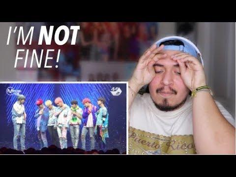 BTS Save Me + I'm Fine Comeback Stage REACTION