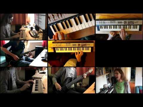 Classic Casio Keyboard Covers - Genesis - Mama (full band cover)