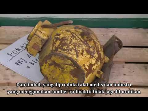 Limbah Radioaktif - Perjalanan Menuju Pemusnahan