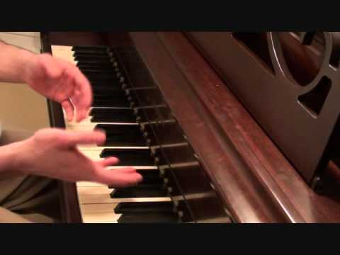 Homecoming - Kanye West featuring Chris Martin (Piano Lesson by Matt McCloskey)