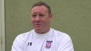 Steve Watson pre-match interview (AFC Telford United)