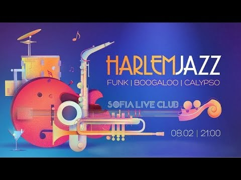 Harlem Jazz LIVE