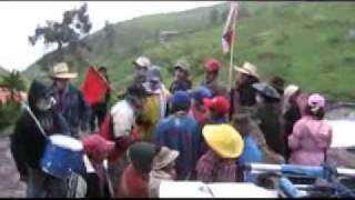 Carnavales en Pacomarca - Ocoyo  Videos Zeita 2011