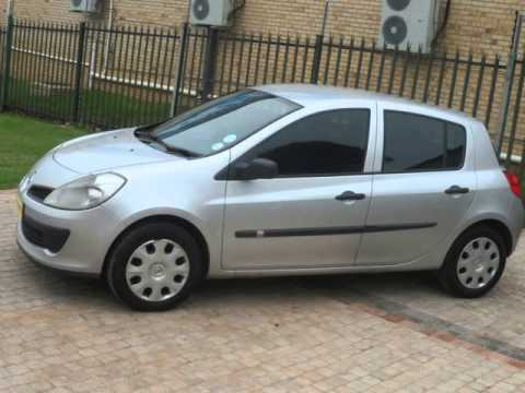 2007 RENAULT CLIO III 1.5 DCi Expression 5dr Auto For Sale ...