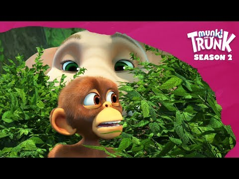What's Mine is Yours – Munki and Trunk Season 2 #11