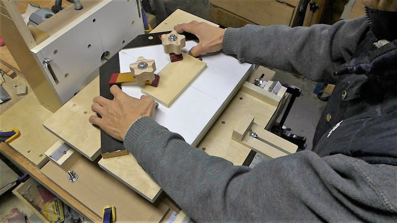 Make a horizontal router table youtube greentooth Gallery