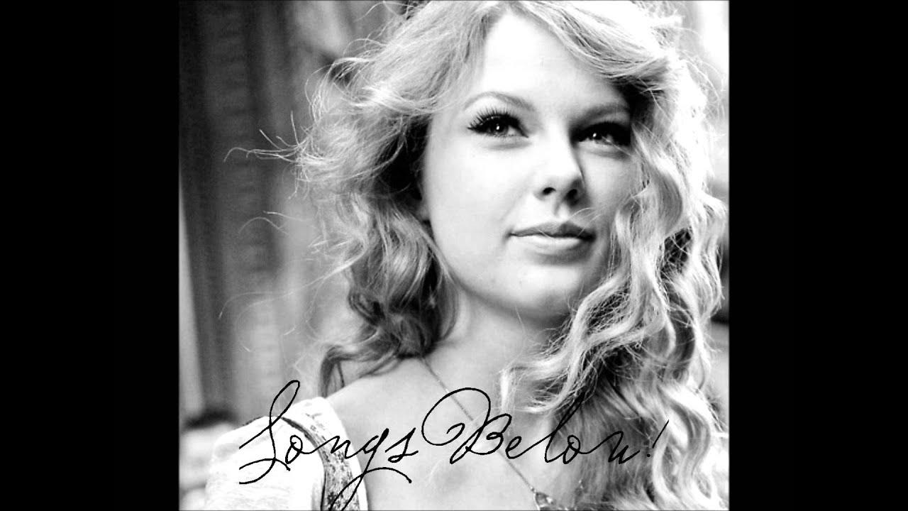 Unreleased Taylor Swift Songs Tumblr