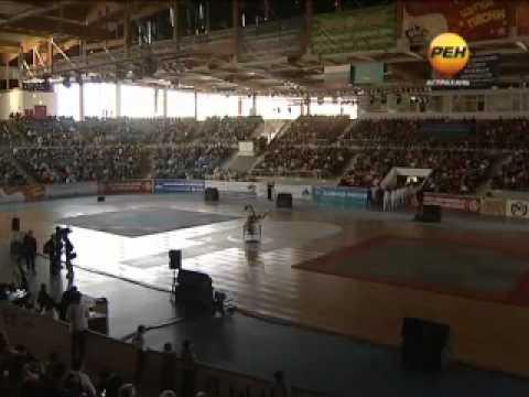 Фестиваль боевых искусств г.Астрахань 2011 г. Часть 1